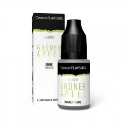 Grüner Apfel 9 mg/ml